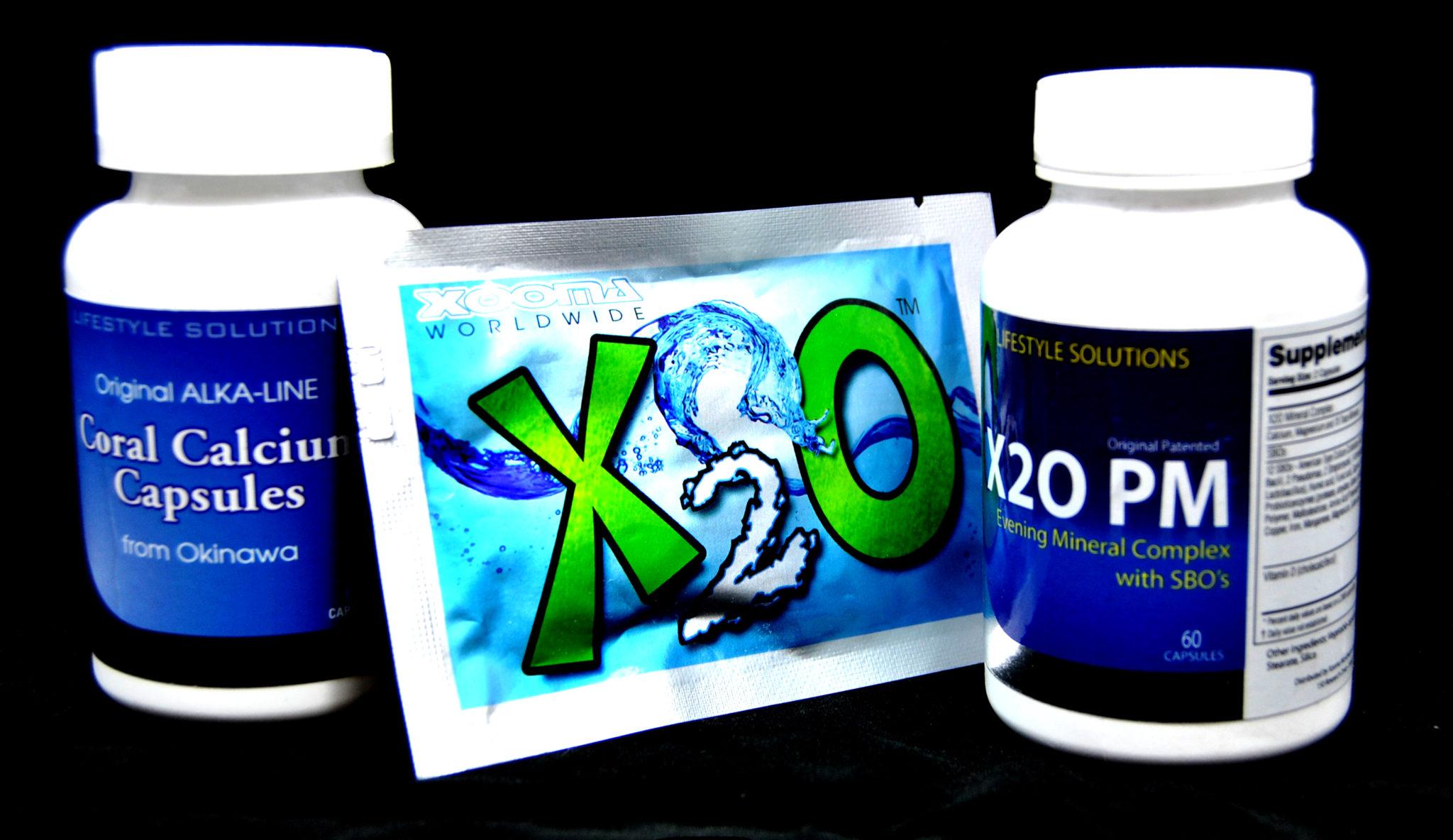 alkaline water packets