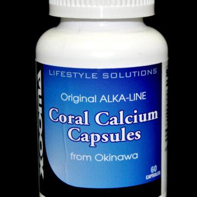 Coral Calcium Capsules